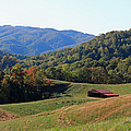 Blue Ridge Scenic by Suzanne Gaff