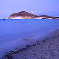 Blue Sea At Sunset by Guido Montanes Castillo