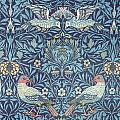 Blue Tapestry by William Morris
