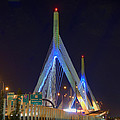 Blue Zakim by Joann Vitali