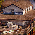Boat - Tuckerton Seaport - Hotel DeCrab  by Mike Savad