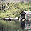 Boathouse by Jane Rix
