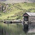 Boathouse by Jane Rix
