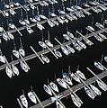 Boats At Nepean Sailing Club by Rob Huntley