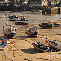 Boats On Beach 03 by Pixel Chimp