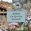Boboli La Grotta Grande 1 by Ellen Henneke