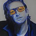 Bono U2 by Eric Dee