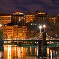 Boston Lagoon Bridge 2 by Joann Vitali