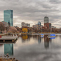 Boston Reflections by Linda Szabo