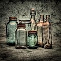 Bottles II by Timothy Bischoff