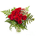Bouquet of red roses Print by Elena Elisseeva