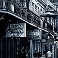 Bourbon Street New Orleans by Christine Till