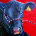 Bovine Intervention by Lisa Lea Bemish