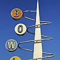 Bowl Sign by Matthew Bamberg