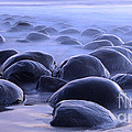 Bowling Ball Beach California by Bob Christopher