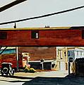 Box Factory by Edward Hopper