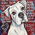 Boxer Love by Stephanie Gerace