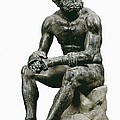 Boxer Seatted. 1st C. Hellenistic Art by Everett