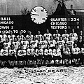Chicago Football 1935 by Retro Images Archive