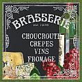 Brasserie Paris by Debbie DeWitt