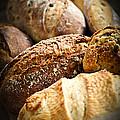 Bread Loaves by Elena Elisseeva