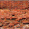 Brick Scarp Walls and Casement Gallery
