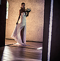 Bride. In Color by Jenny Rainbow
