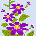Bright Purple by Anastasiya Malakhova