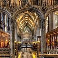 British Church by Adrian Evans