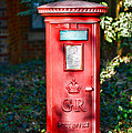 British Mail Box by Paul Ward