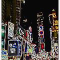 Broadway by Joan  Minchak