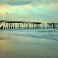 Broken Dreams - Frisco Pier Outer Banks II by Dan Carmichael