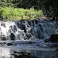 Bronx River Waterfall by John Telfer