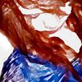 Brown Eyed Girl Print by Dennis Buckman