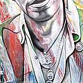 Bruce Springsteen by Joshua Morton