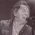 Bruce Springsteen V by David Dunne