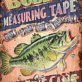 Bubba Measuring Tape by JQ Licensing