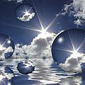 Bubbles In The Sun