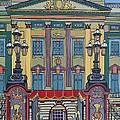 Buckingham Palace by Nicky Leigh