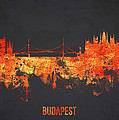 Budapest Hungary by Aged Pixel