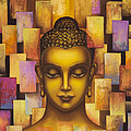 Buddha. Rainbow Body by Yuliya Glavnaya