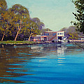 Budgewoi Creek by Graham Gercken