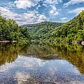 Buffalo National River by Bill Tiepelman