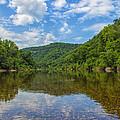 Buffalo River Majesty by Bill Tiepelman