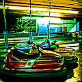 Bumper Cars by Colleen Kammerer