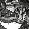 Burmese Mother And Son by RicardMN Photography