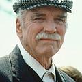 Burt Lancaster In Field Of Dreams  by Silver Screen