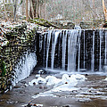 Buttermilk Falls 2 by Anthony Thomas