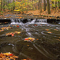 Buttermilk Falls by Dale Kincaid