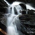 Buttermilk Falls by Frank Piercy